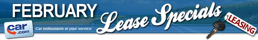 February Lease Specials