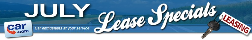July Lease Specials